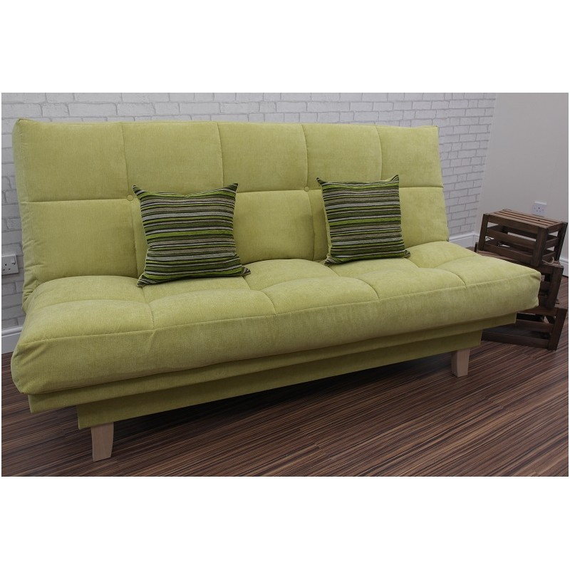 London Clic Clac Contemporary Style Handmade Sofabed Barn