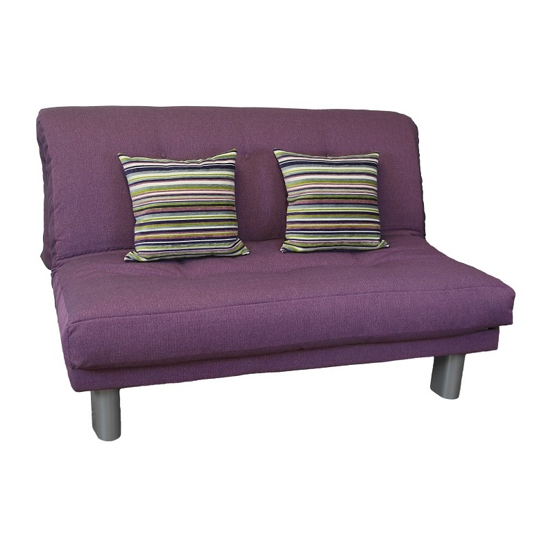 Diva sofa bed futon style for Compact beds