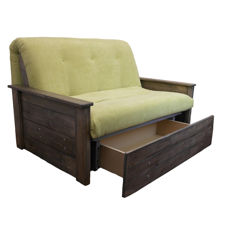 Stamford futon sofa bed for Sofa bed futon