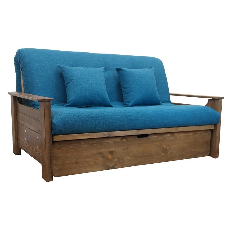 Faringdon futon sofa bed for Sofa bed futon