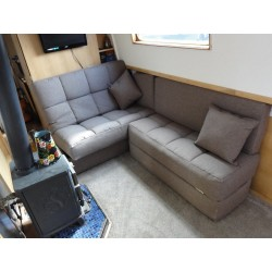 Banbury corner sofa bed