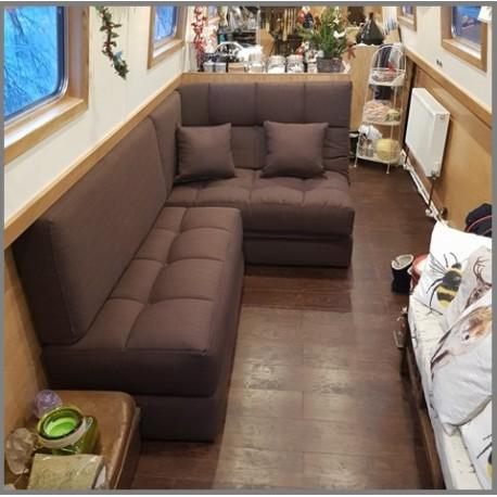 Banbury corner sofa bed