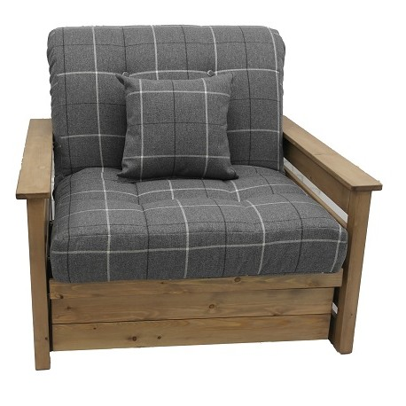 Aylesbury Futon Style Chair Bed | Factory Direct ...