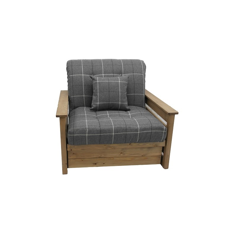 Aylesbury Futon Style Chair Bed Factory Direct