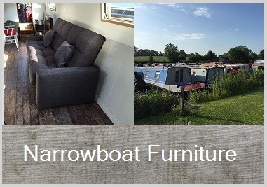 Narrowboat furniture